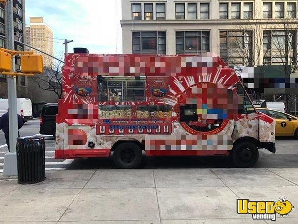 2000 Chevrolet P30 Food Truck New York for Sale