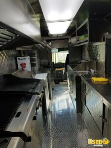 2000 Chevrolet Workhorse P32 All-purpose Food Truck Cabinets Texas Diesel Engine for Sale