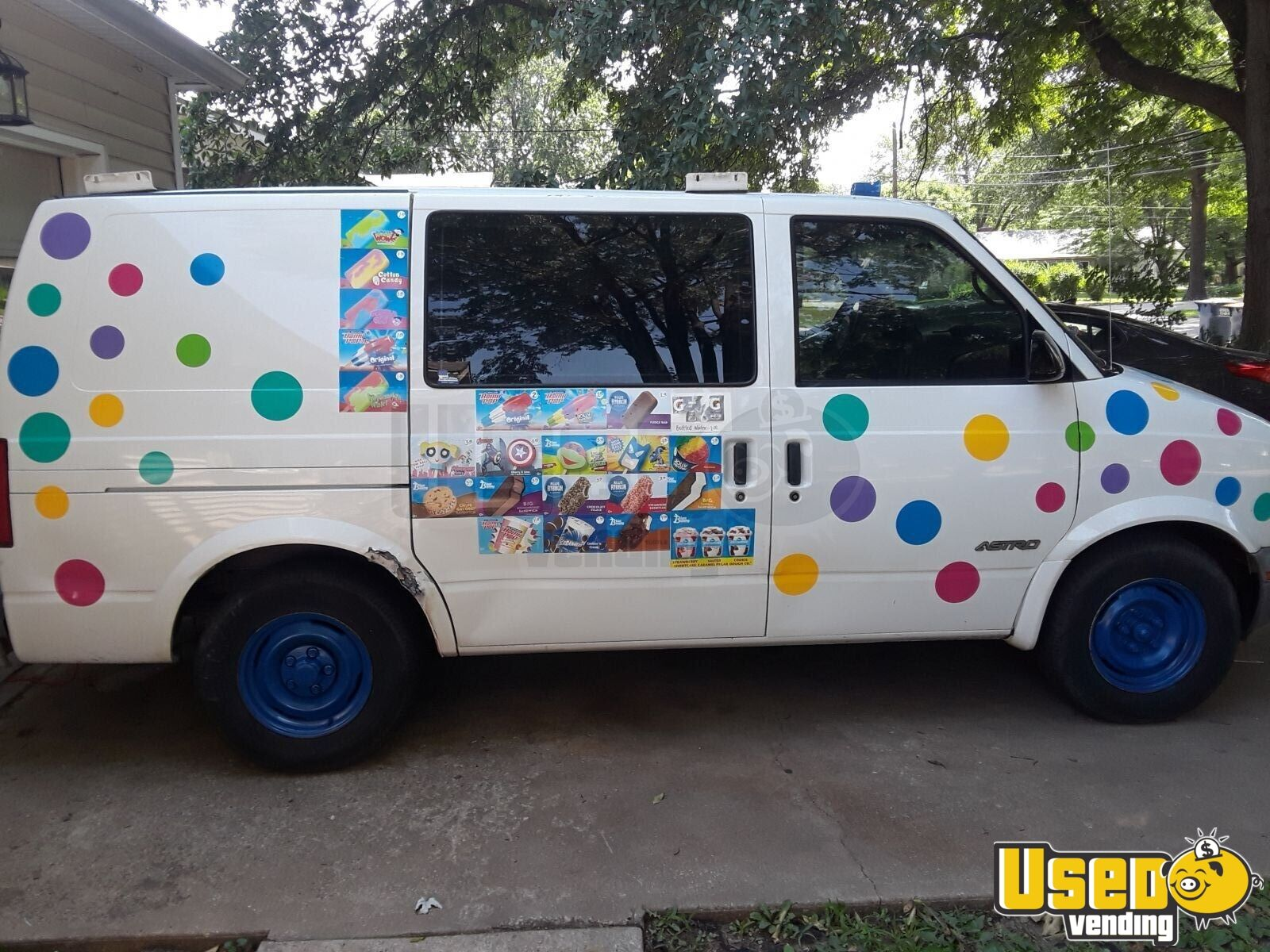 Ice Cream Truck For Sale >> Chevy Ice Cream Truck Used Food Truck For Sale In Missouri