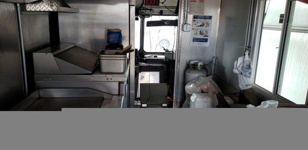 2000 Chevy Workhoarse All-purpose Food Truck Exterior Customer Counter Texas Gas Engine for Sale