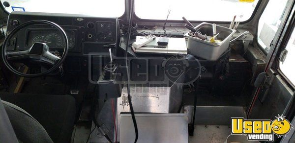 2000 Chevy Workhoarse All-purpose Food Truck Prep Station Cooler Texas Gas Engine for Sale