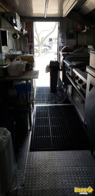2000 Chevy Workhoarse All-purpose Food Truck Slide-top Cooler Texas Gas Engine for Sale