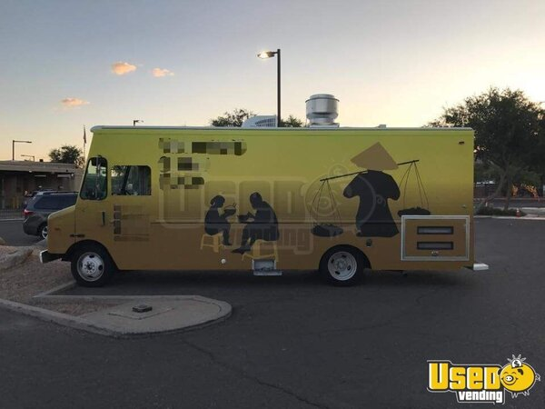 2000 Chevy Workhorse All-purpose Food Truck Arizona Gas Engine for Sale