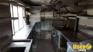 2000 Chevy Workhorse All-purpose Food Truck Stainless Steel Wall Covers Arizona Gas Engine for Sale