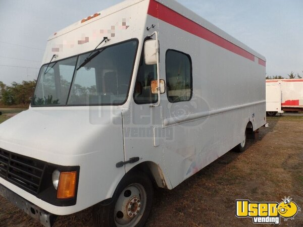 2000 Chevy Workhorse Stepvan Nebraska for Sale