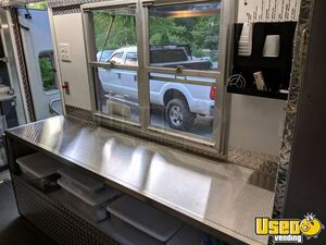 2000 E-250 Van Kitchen Food Truck All-purpose Food Truck A/c Power Outlets Maryland Diesel Engine for Sale