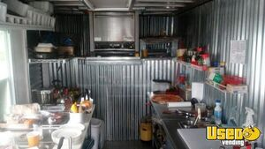 2000 E-350 Pizza Food Truck Pizza Food Truck Exterior Customer Counter Pennsylvania Gas Engine for Sale