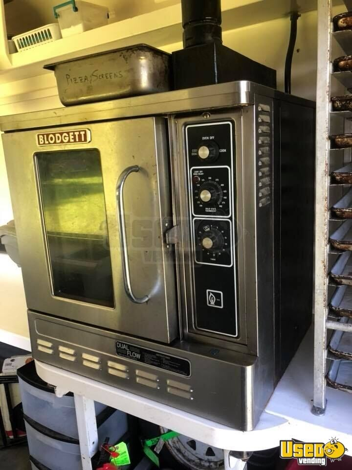 Used Trucks Maine >> 8' x 14' Food Concession Trailer | Used Mobile Baking Concession Unit for Sale in Maine