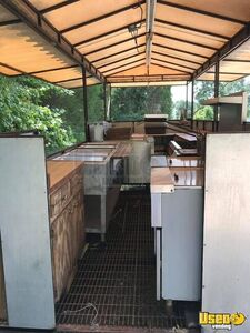 2000 Food Concession Trailer Kitchen Food Trailer Cabinets Mississippi for Sale