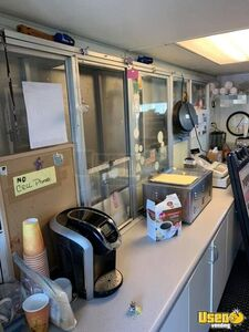 2000 Food Concession Trailer Kitchen Food Trailer Chef Base Connecticut for Sale
