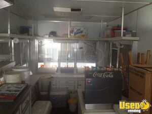 2000 Food Concession Trailer Kitchen Food Trailer Fryer Michigan for Sale