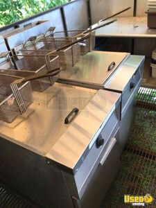 2000 Food Concession Trailer Kitchen Food Trailer Fryer Mississippi for Sale