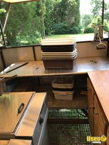 2000 Food Concession Trailer Kitchen Food Trailer Interior Lighting Mississippi for Sale