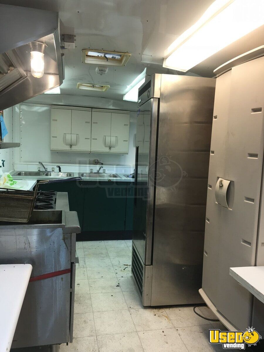 2000 Food Concession Trailer Kitchen Food Trailer Propane Tank Iowa for Sale - 6