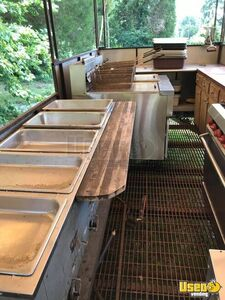2000 Food Concession Trailer Kitchen Food Trailer Stovetop Mississippi for Sale