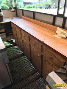 2000 Food Concession Trailer Kitchen Food Trailer Work Table Mississippi for Sale