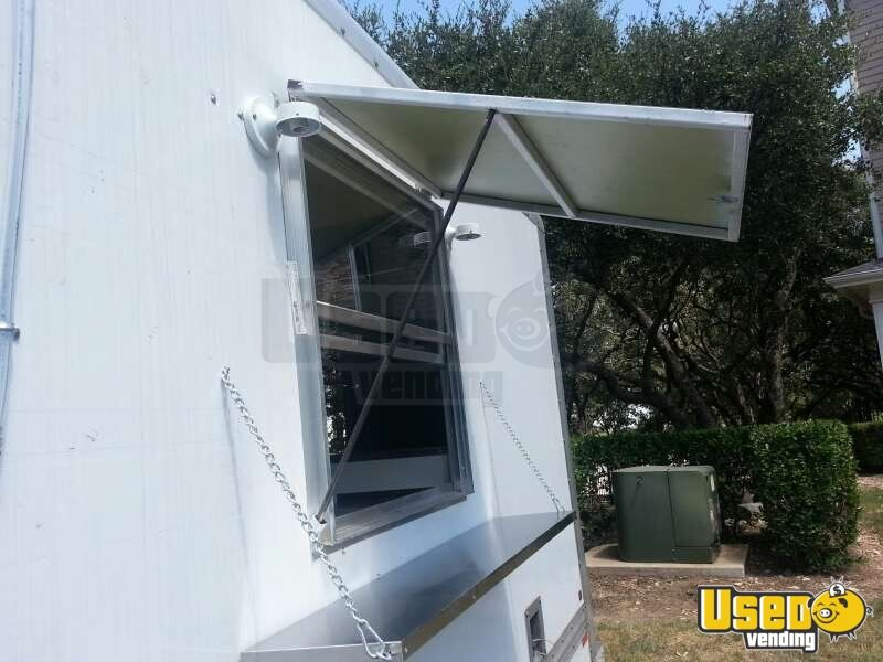 2000 Ford E-350 All-purpose Food Truck Exhaust Fan Texas Gas Engine for Sale - 14