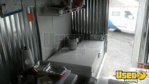 2000 Ford E-350 Pizza Food Truck Deep Freezer Pennsylvania Gas Engine for Sale