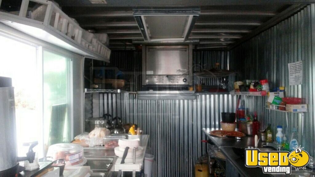2000 Ford E-350 Pizza Food Truck Insulated Walls Pennsylvania Gas Engine for Sale - 5