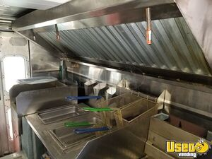 2000 Ford Workhouse Food Truck Upright Freezer California Gas Engine for Sale