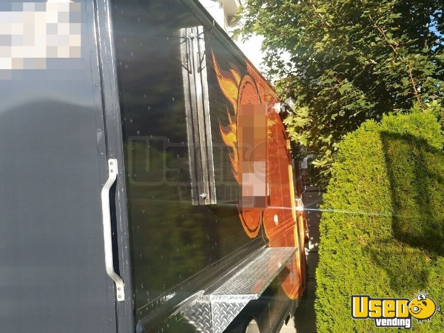 2000 Freightliner All-purpose Food Truck Awning Colorado Diesel Engine for Sale - 4