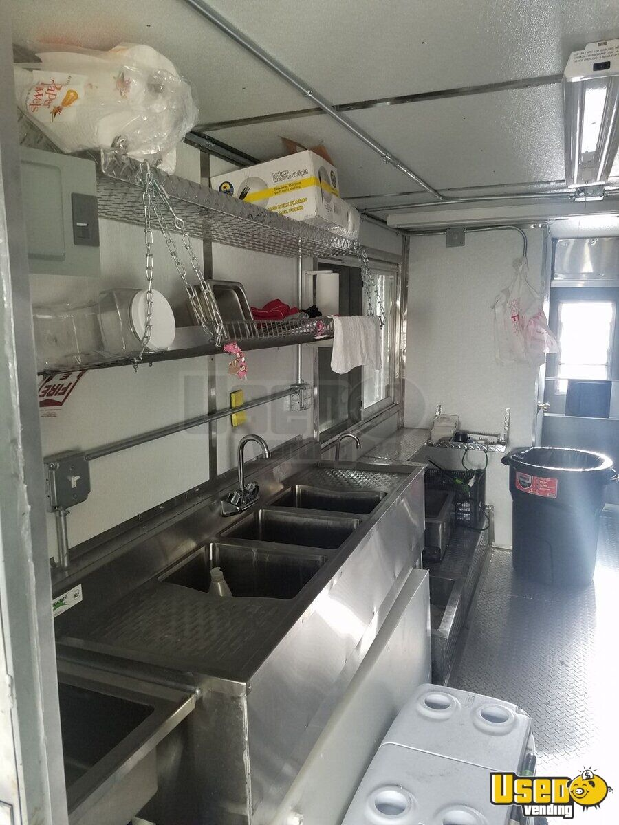 2000 Freightliner All-purpose Food Truck Generator Colorado Diesel Engine for Sale - 9