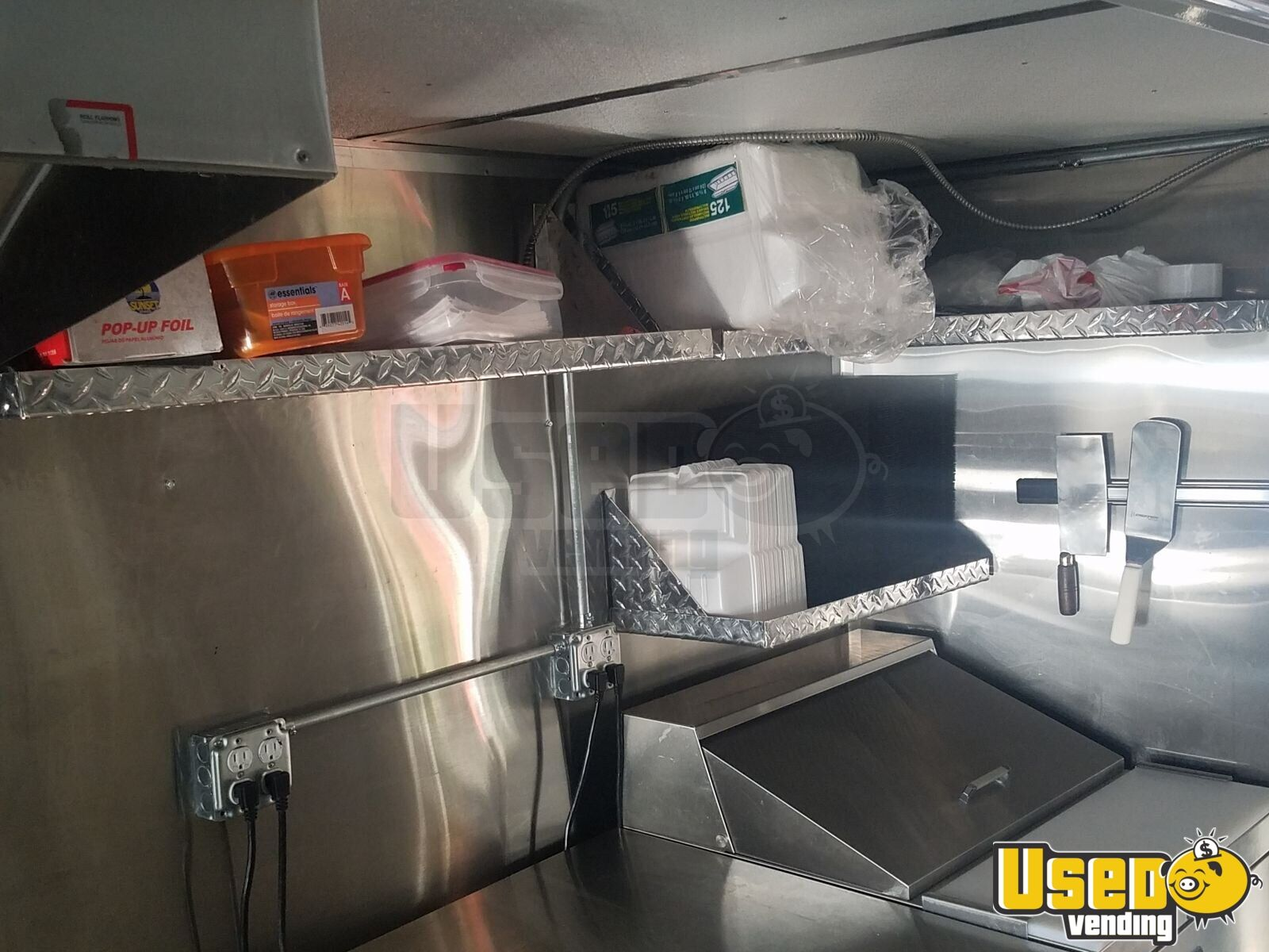 2000 Freightliner All-purpose Food Truck Shore Power Cord Colorado Diesel Engine for Sale - 10