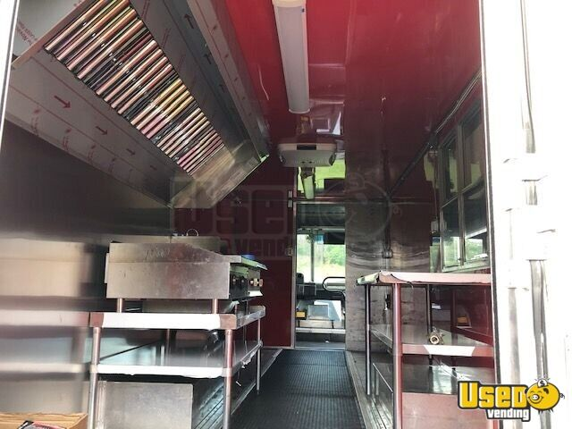 2000 Freightliner Mt45 All-purpose Food Truck Shore Power Cord North Carolina Diesel Engine for Sale - 9