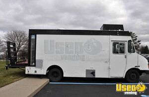 2000 Mt45 Mobile Hair Salon Truck Shore Power Cord Michigan Diesel Engine for Sale