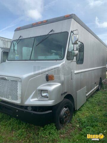 2000 Mt45 Step Van Mobile Boutique Truck Air Conditioning Florida Diesel Engine for Sale - 2