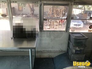 2000 Private Electrician And Carpenter All-purpose Food Truck Work Table Colorado Diesel Engine for Sale