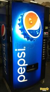 2000 Refurbished Soda Vending Machine 3 Illinois for Sale