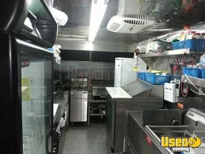 2000 Step Van Kitchen Food Truck All-purpose Food Truck Concession Window Texas Diesel Engine for Sale