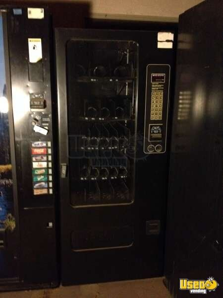 2000 Usi Gf-23 Usi Snack Machine Arizona for Sale