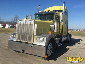 2000 W900 Kenworth Semi Truck Chrome Package Ohio for Sale