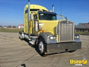 2000 W900 Kenworth Semi Truck Ohio for Sale