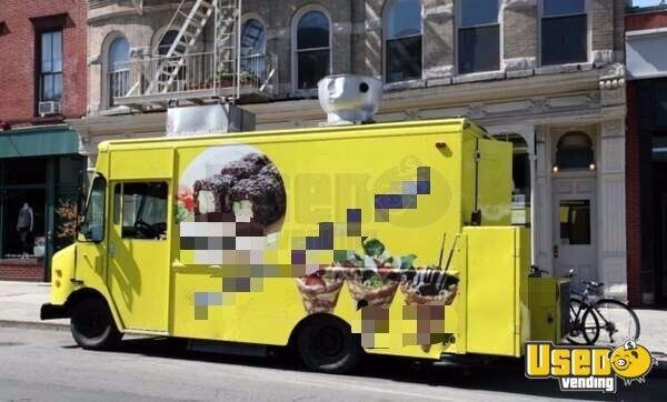 2000 Workhorse All-purpose Food Truck New York for Sale