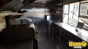 2000 Workhorse Step Van Kitchen Food Truck All-purpose Food Truck Concession Window Arizona Gas Engine for Sale