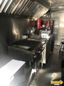 2000 Workhorse Step Van Kitchen Food Truck All-purpose Food Truck Propane Tank Utah Diesel Engine for Sale