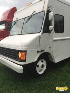 2000 Workhorse Step Van Mobile Boutique Truck Cabinets Virginia Diesel Engine for Sale