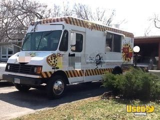 2000 Workhourse P40 Pizza Food Truck Air Conditioning Indiana Diesel Engine for Sale