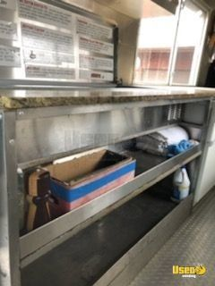 2000 Workhourse P40 Pizza Food Truck Breaker Panel Indiana Diesel Engine for Sale