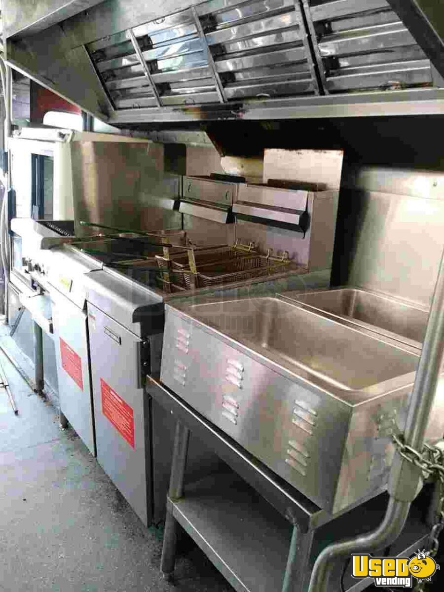 2001 All-purpose Food Truck Concession Window Colorado Diesel Engine for Sale - 3