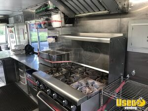 2001 All-purpose Food Truck Concession Window Oklahoma Diesel Engine for Sale