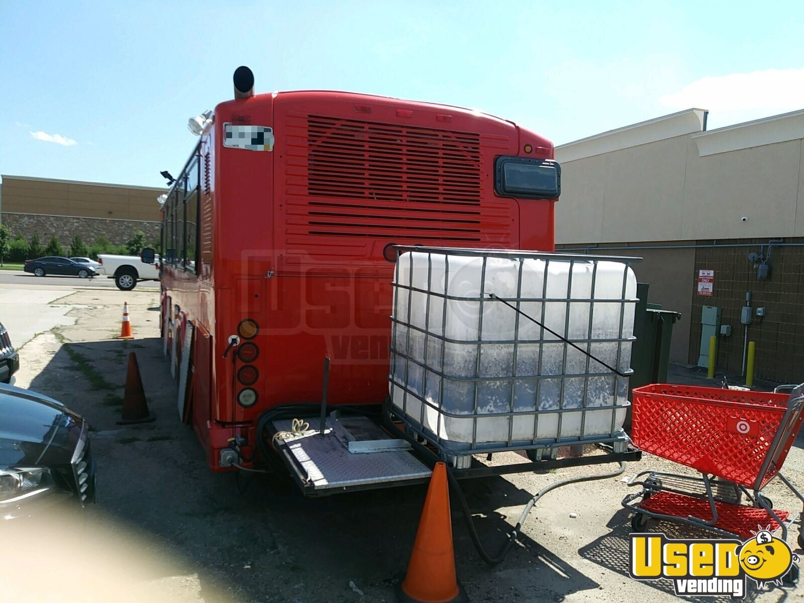 2001 All-purpose Food Truck Insulated Walls Colorado Diesel Engine for Sale - 4