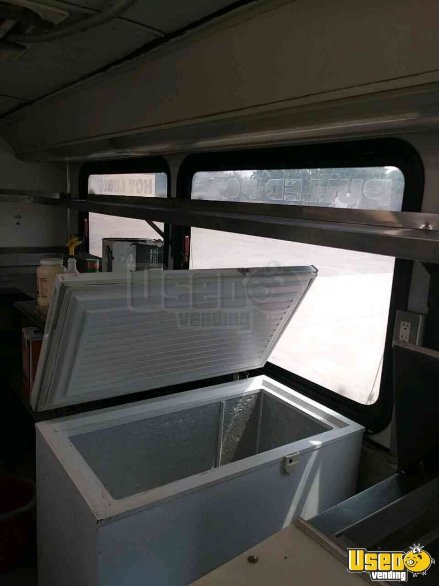 2001 All-purpose Food Truck Interior Lighting Colorado Diesel Engine for Sale - 20