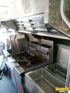 2001 All-purpose Food Truck Propane Tank Colorado Diesel Engine for Sale