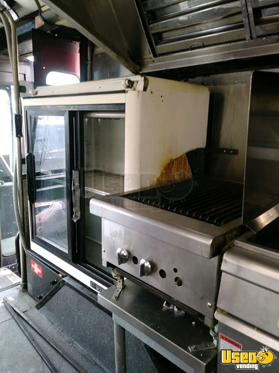 2001 All-purpose Food Truck Shore Power Cord Colorado Diesel Engine for Sale - 8