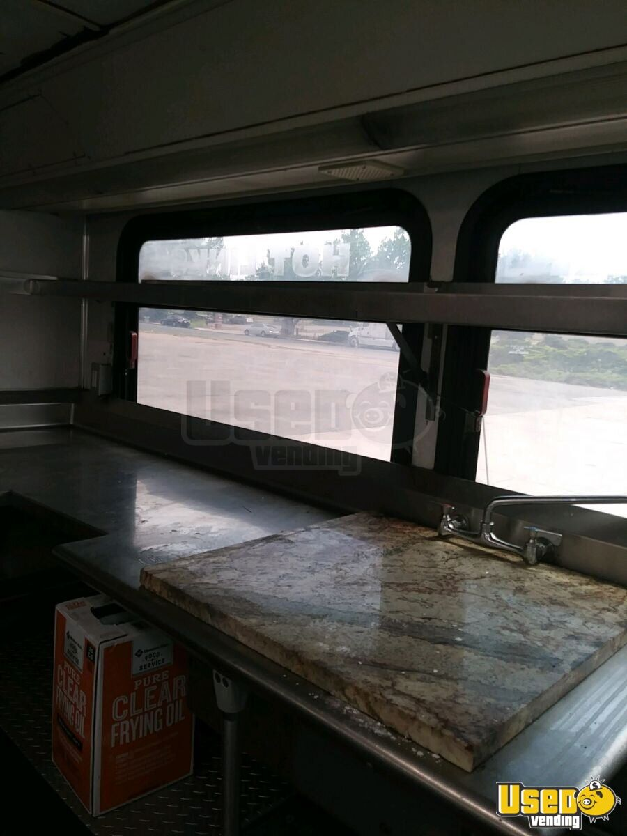 2001 All-purpose Food Truck Steam Table Colorado Diesel Engine for Sale - 15
