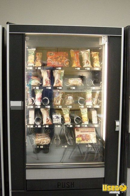 2001 Ap 320 Automatic Products Snack Machine 3 Massachusetts for Sale